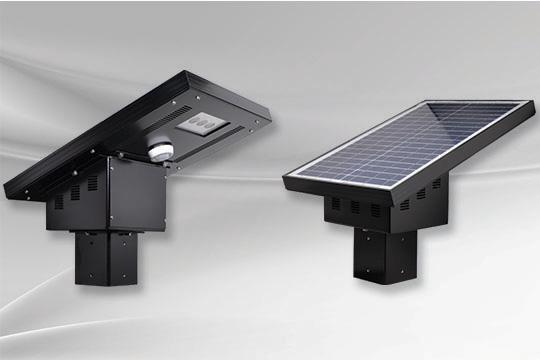 Solutions de luminaires solaires