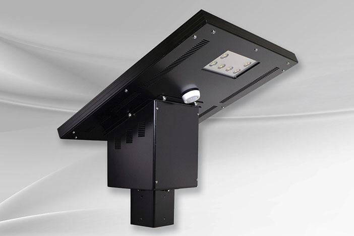 Lampadaire solaire LX50