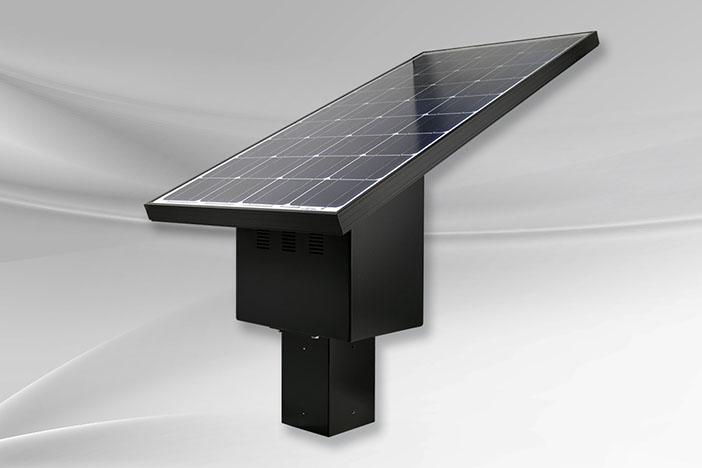 Lampadaire solaire tout-en-un LX95
