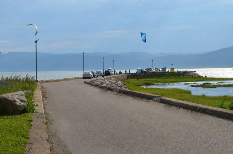 Lampadaire Solaire DEL Isle-aux-Coudres